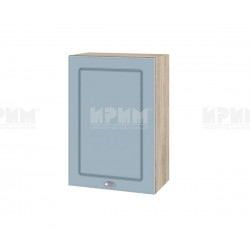 Кухненски горен шкаф Сити АРФ-Деним мат-06-18 МДФ - 50 см.