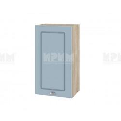 Кухненски горен шкаф Сити АРФ-Деним мат-06-2 МДФ - 40 см.