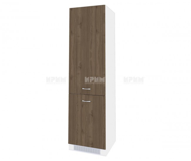 Колонен шкаф Сити БО - 50 за хладилник - 60 см.