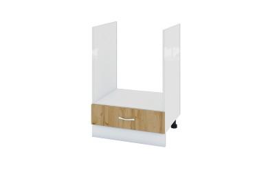 Шкаф за фурна Сити БДД-136 с чекмедже
