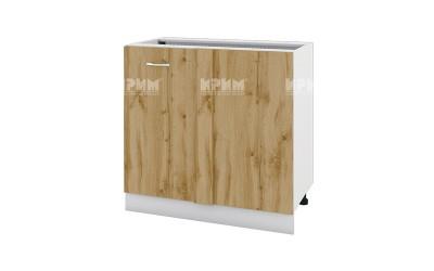Шкаф за ъгъл с врата Сити БДД-142