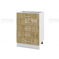Долен кухненски шкаф Сити БДД - 29 - 60 см.