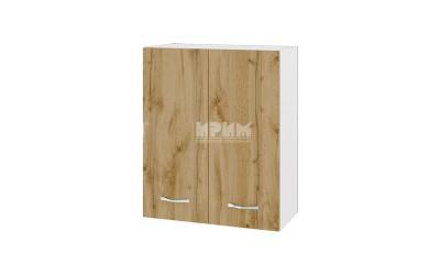 Горен кухненски шкаф Сити БДД-3 с две врати - 60 см.