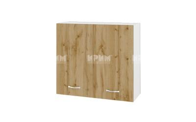 Горен кухненск шкаф Сити БДД-4 с две врати - 80 см.