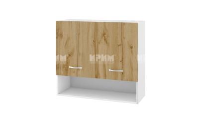 Горен кухненски шкаф Сити БДД-8 с две врати - 80 см.