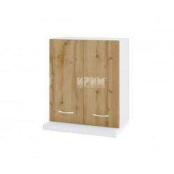 Горен кухненски шкаф Сити БДД-13 за аспиратор - 60 см.