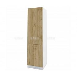 Колонен шкаф Сити БДД-50 за хладилник - 60 см.