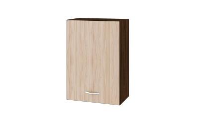 Горен шкаф Сити ВА-18 с врата и рафт