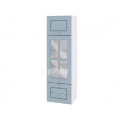 Кухненски горен шкаф Сити БФ-Деним мат-06-101 МДФ - 40 см.