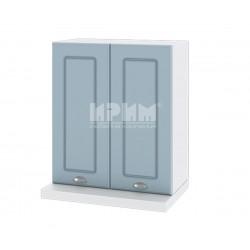 Кухненски горен шкаф за аспиратор Сити БФ-Деним мат-06-13 МДФ - 60 см.