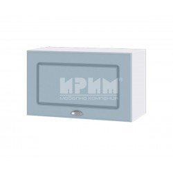 Кухненски горен шкаф Сити БФ-Деним мат-06-15 МДФ - 60 см.