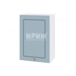 Кухненски горен шкаф Сити БФ-Деним мат-06-18 МДФ - 50 см.