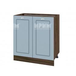 Кухненски долен шкаф Сити ВФ-Деним мат-06-23 МДФ - 80 см.