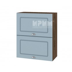 Кухненски горен шкаф Сити ВФ-Деним мат-06-11 МДФ - 60 см.