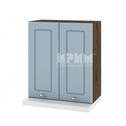 Кухненски горен шкаф за аспиратор Сити ВФ-Деним мат-06-13 МДФ - 60 см.