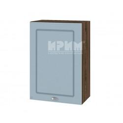 Кухненски горен шкаф Сити ВФ-Деним мат-06-18 МДФ - 50 см.