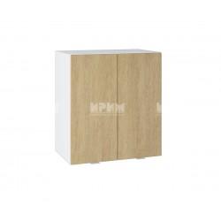 Горен кухненски шкаф за аспиратор M6 Dominic МДФ - 60 см.