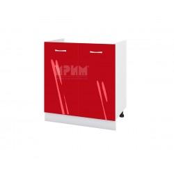 Долен кухненски шкаф за бордова мивка Сити БЧ - 30 - 80 см.