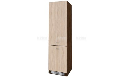 Колонен кухненски шкаф Сити ВА - 50 за хладилник - 60 см.
