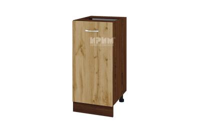 Долен шкаф Сити ВДД-21 с врата и рафт