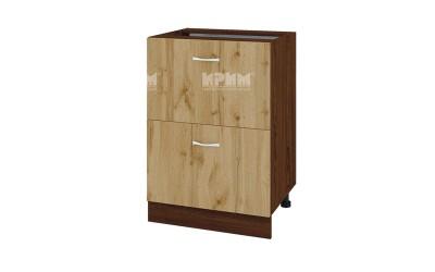Шкаф Сити ВДД-44 с две чекмеджета