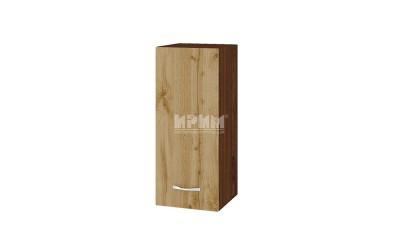 Горен шкаф Сити ВДД-1 с врата и рафт