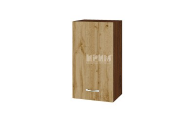 Горен шкаф Сити ВДД-2 с врата и рафт