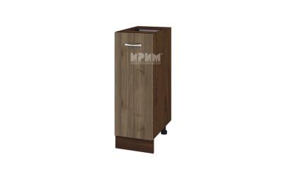 Долен шкаф Сити ВО-20 с врата и рафт