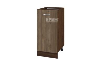 Долен шкаф Сити ВО-21 с врата и рафт