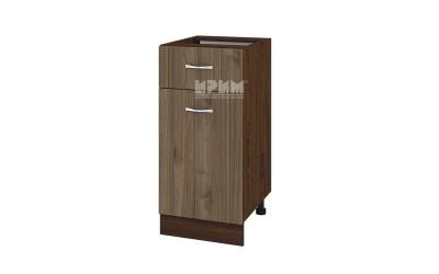 Шкаф Сити ВО-24 с врата и чекмедже