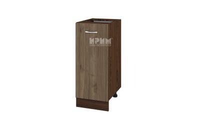 Долен шкаф Сити  ВО-40 с врата и рафт
