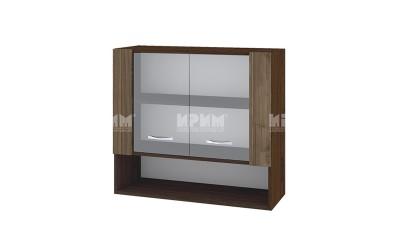 Горен шкаф Сити ВО-10 с витринни врати