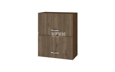 Горен шкаф Сити ВО-11 с хоризонтални врати