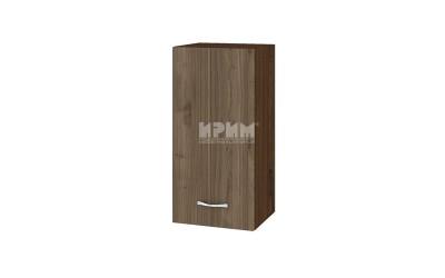 Горен шкаф Сити ВО-16 с врата и рафт