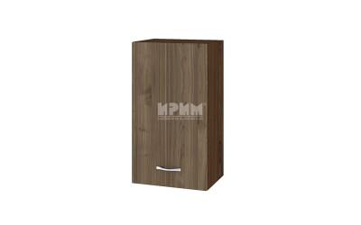 Горен шкаф Сити ВО-2 с врата и рафт