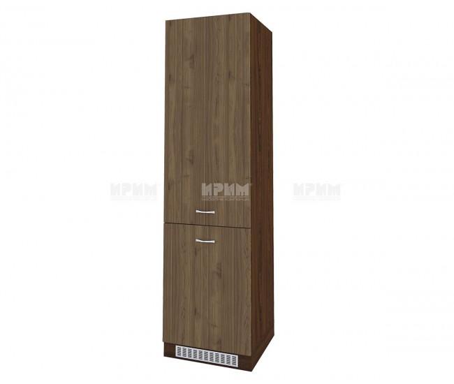 Колонен кухненски шкаф Сити ВО - 50 за хладилник - 60 см.