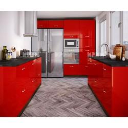 Кухненско обзавеждане Сити 884 - с цял термоплот