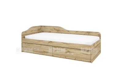 Единично легло Сити 2023 - дъб дакота