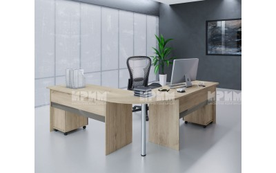 Готово офис обзавеждане Сити 9057