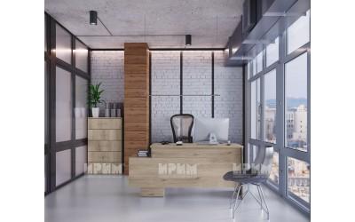Готово офис обзавеждане Сити 9062