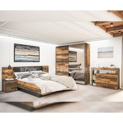 Спален комплект Сити 7051