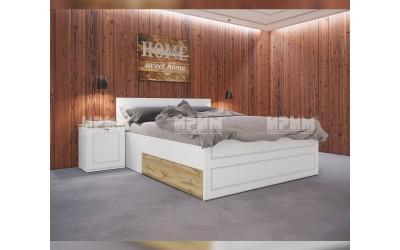 Спалня Landscape - с чекмедже и нощни шкафчета