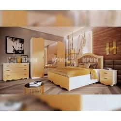 Луксозен спален комплект Голда