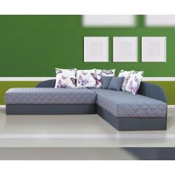 Ъглови легла Ани с включени матраци и възглавници - 82/190 см.