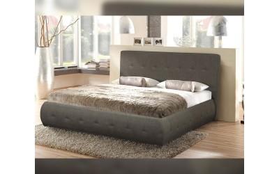 Тапицирана спалня Дивна с ламелна рамка - 180/200 см.
