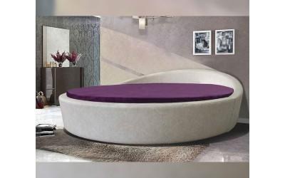 Тапицирана кръгла спалня Венеция - Ф250 см.