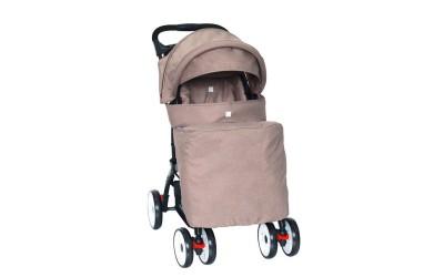 Комбинирана детска количка 2 в 1 Airy Beige - бежово - Kikkaboo