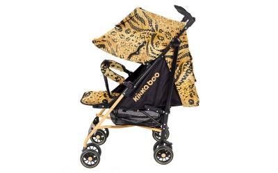 Бебешка лятна количка Guarana Yellow 2020 - жълто - Kikkaboo