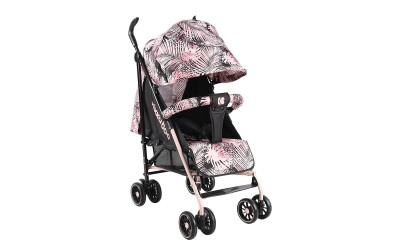 Бебешка лятна количка Guarana Pink 2020 - розово - Kikkaboo