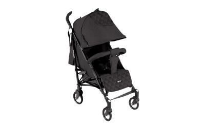 Бебешка лятна количка Vivi Black 2020 - черно - Kikkaboo